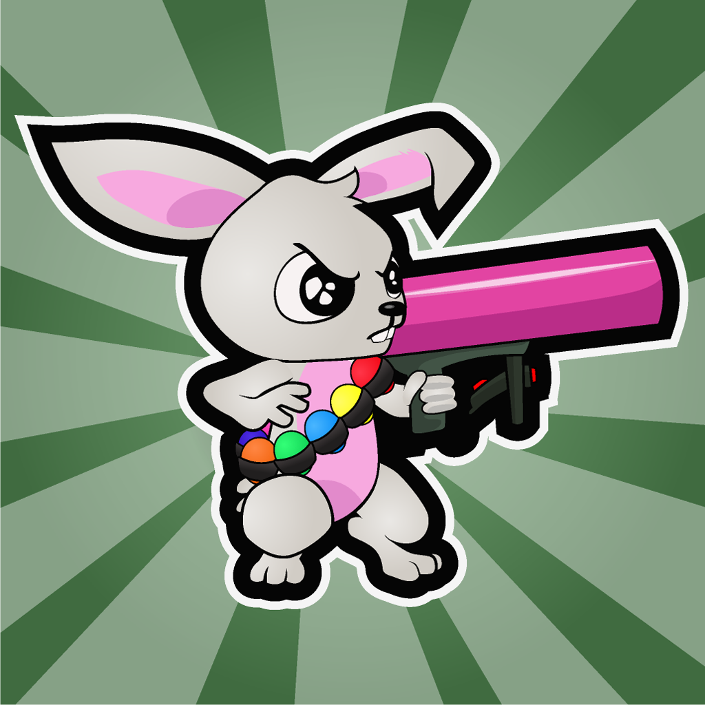 The Bunny Games: A Modern War by Rowdy Apps icon